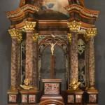 Casa Ravera -  Bene Vagienna,  Pietro Piffetti (1701-1777),  Tabernacle