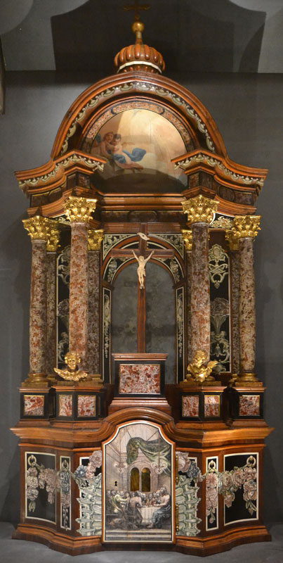 Massimo ravera restauro arredo sacro benevagienna cuneo for Arredo sacro